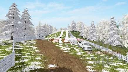 Winterberg v1.0.1 pour Farming Simulator 2017