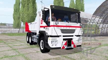 Iveco Stralis dump truck pour Farming Simulator 2017