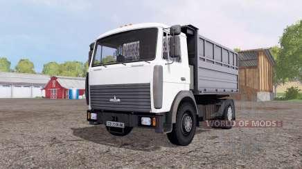 MAZ 5551А2-4327 für Farming Simulator 2015