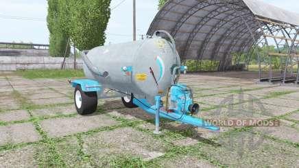 Pomot Chojna T507-6 pour Farming Simulator 2017