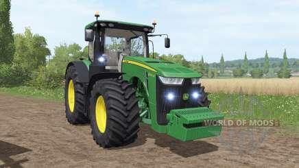 John Deere 8245R v3.0 für Farming Simulator 2017