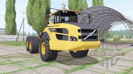 Volvo A40G truck tractor für Farming Simulator 2017