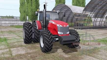 Massey Ferguson 8690 v1.1 für Farming Simulator 2017