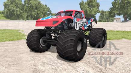 CRD Monster Truck v1.14 pour BeamNG Drive
