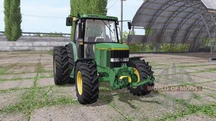 John Deere 6100 für Farming Simulator 2017
