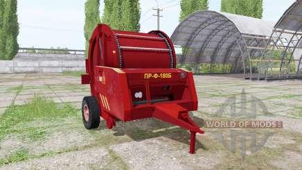PR-F-180Б pour Farming Simulator 2017