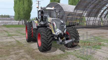 Fendt 924 Vario Sticker Bomb für Farming Simulator 2017