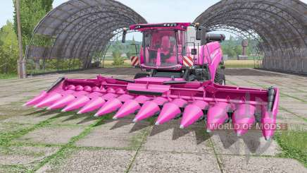 New Holland CR10.90 pink für Farming Simulator 2017