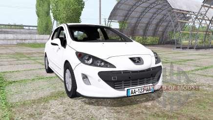 Peugeot 308 (T7) für Farming Simulator 2017