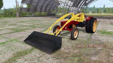 Fortschritt GT 124 v1.1 pour Farming Simulator 2017