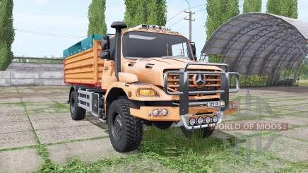 Mercedes-Benz Zetros 1833 A 2008 für Farming Simulator 2017