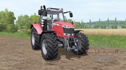Massey Ferguson 6613 v1.1 für Farming Simulator 2017