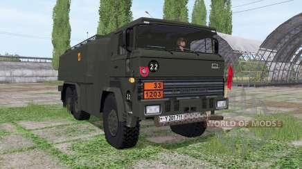 Magirus-Deutz 320 D 26-road-tank-LKW für Farming Simulator 2017