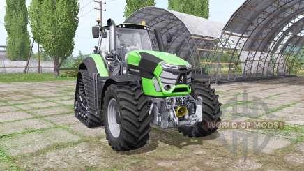 Deutz-Fahr Agrotron 9340 TTV RowTrac v1.2 pour Farming Simulator 2017