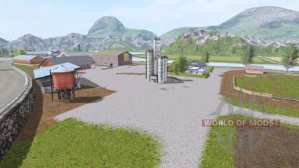 La légende de l'agriculture pour Farming Simulator 2017