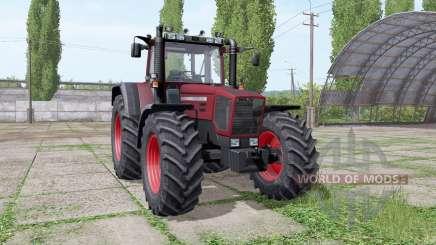 Fendt Favorit 822 v4.0 pour Farming Simulator 2017