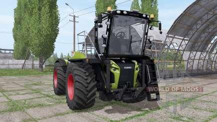 CLAAS Xerion 4000 SaddleTrac für Farming Simulator 2017