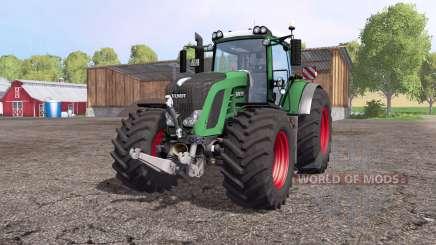 Fendt 939 Vario pour Farming Simulator 2015