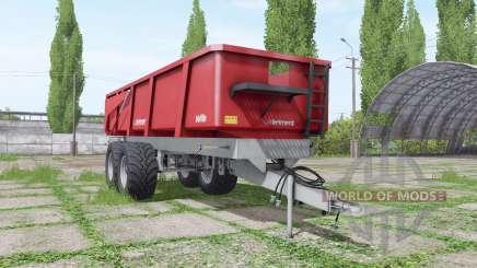 Brimont BB 18B für Farming Simulator 2017