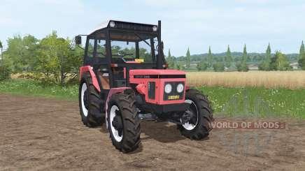 Zetor 6245 pour Farming Simulator 2017