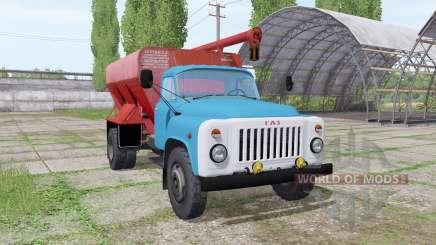 GAZ 53 ZSK v1.5 für Farming Simulator 2017