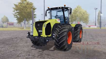CLAAS Xerion 5000 Trac VC v5.0 für Farming Simulator 2013