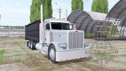 Peterbilt 389 grain truck pour Farming Simulator 2017