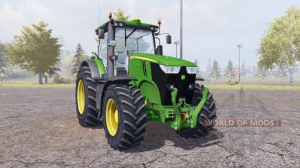 John Deere 7200R v2.0 pour Farming Simulator 2013