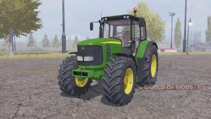 John Deere 6920 v2.0 pour Farming Simulator 2013