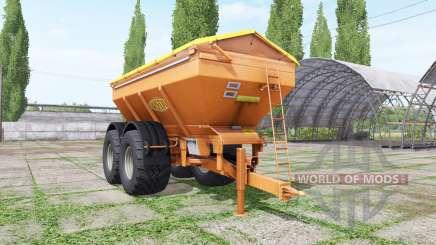 BREDAL K165 v1.1 pour Farming Simulator 2017