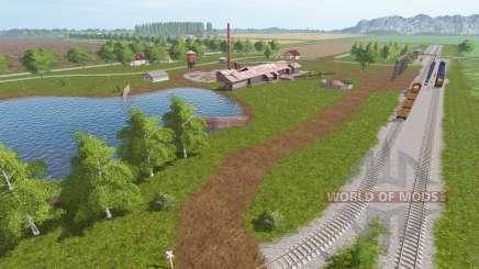 Saxe pour Farming Simulator 2017