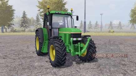 John Deere 6100 v2.1 pour Farming Simulator 2013