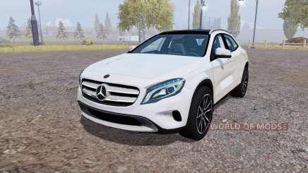 Mercedes-Benz GLA 220 CDI (X156) v1.1 für Farming Simulator 2013