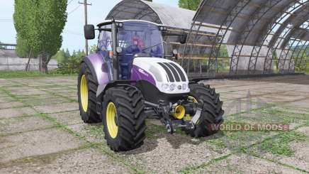 Steyr Multi 4095 pour Farming Simulator 2017