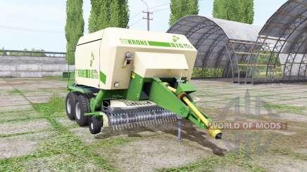 Krone BiG Pack 120-80 pour Farming Simulator 2017