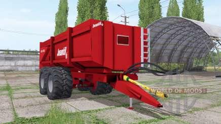 Jeantil GM 180 pour Farming Simulator 2017