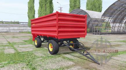 Zmaj 489 v1.1 für Farming Simulator 2017