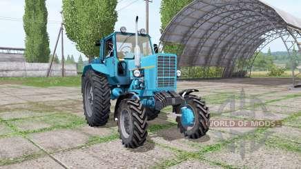 Belarus MTZ 82 v1.1 pour Farming Simulator 2017