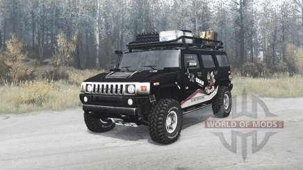 Hummer H2 TrophyStorm pour MudRunner