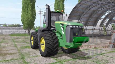 John Deere 9630 v2.0 pour Farming Simulator 2017