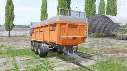 Dezeure DK33T pour Farming Simulator 2017