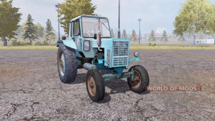 Belarus MTZ 80 v2.0 für Farming Simulator 2013
