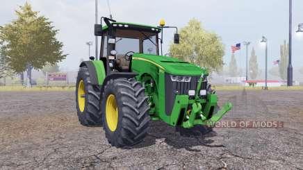 John Deere 8370R pour Farming Simulator 2013