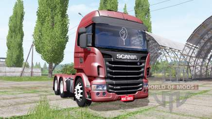 Scania R480 pour Farming Simulator 2017