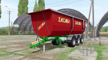 Zaccaria ZAM 200 DP8 Super Plus v1.1 für Farming Simulator 2017