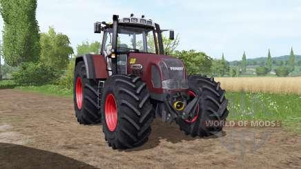 Fendt Favorit 924 TMS v3.0 für Farming Simulator 2017