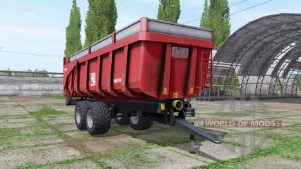 Gilibert 1800 PRO pour Farming Simulator 2017