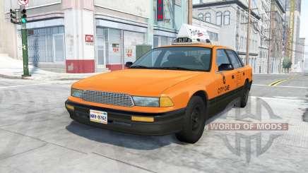 Gavril Grand Marshall city cab für BeamNG Drive