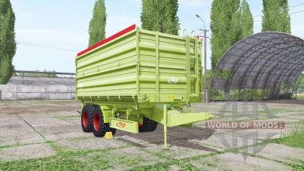 Fliegl TDK 255 pour Farming Simulator 2017
