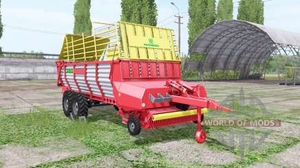 POTTINGER EUROBOSS pour Farming Simulator 2017